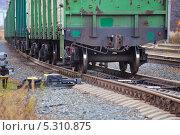 Железнодорожный состав. Стоковое фото, фотограф Sergey  Kalabin / Фотобанк Лори