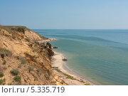 Красивый морской пейзаж. Стоковое фото, фотограф Михаил Бессмертный / Фотобанк Лори