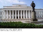 Купить «Казанский университет», фото № 5337311, снято 29 июня 2013 г. (c) Рашит Загидуллин / Фотобанк Лори