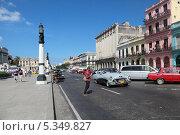 Купить «Республика Куба, Гавана, городской пейзаж», фото № 5349827, снято 19 октября 2018 г. (c) Игорь Долгов / Фотобанк Лори
