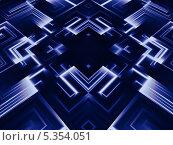 Асбтрактный темно-синий фон. Стоковая иллюстрация, иллюстратор daniel0 / Фотобанк Лори