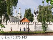 Свято-Троицкий женский монастырь. Муром (2013 год). Стоковое фото, фотограф Алёшина Оксана / Фотобанк Лори