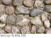 Купить «Каменная мостовая», фото № 5416155, снято 21 июня 2010 г. (c) Алексей Попов / Фотобанк Лори
