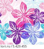 Купить «Цветочный фон», иллюстрация № 5429455 (c) Ольга Дроздова / Фотобанк Лори