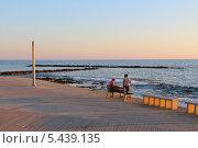Набережная. Пафос. Кипр (2013 год). Редакционное фото, фотограф Андрей Кожевников / Фотобанк Лори