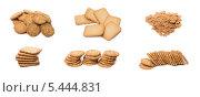 Купить «Печенье для завтрака», фото № 5444831, снято 27 января 2020 г. (c) Руслан Кудрин / Фотобанк Лори