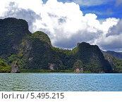 Горный остров (2013 год). Стоковое фото, фотограф Александр Каманин / Фотобанк Лори