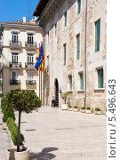 Офисное здание в г.Валенсия (Испания) (2013 год). Редакционное фото, фотограф Евгений Андреев / Фотобанк Лори