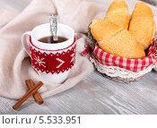 Утренний кофе. Стоковое фото, фотограф Денис Афонин / Фотобанк Лори