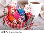 Рождественские сладости (2013 год). Редакционное фото, фотограф Денис Афонин / Фотобанк Лори