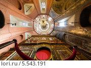 Купить «Интерьер собора Василия Блаженного в Москве», фото № 5543191, снято 17 сентября 2012 г. (c) Losevsky Pavel / Фотобанк Лори
