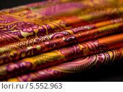 Купить «Элегантный шарфик», фото № 5552963, снято 14 августа 2013 г. (c) Morgenstjerne / Фотобанк Лори