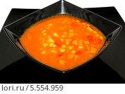 Купить «Овощной суп», фото № 5554959, снято 4 апреля 2013 г. (c) Александр Подшивалов / Фотобанк Лори