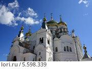 Купить «Белогорский монастырь», фото № 5598339, снято 11 июня 2012 г. (c) Бяков Вячеслав / Фотобанк Лори