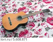 Гитара. Стоковое фото, фотограф Дмитрий Груздов / Фотобанк Лори