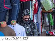 Купить «Манекен с местной спецификой», эксклюзивное фото № 5614123, снято 8 декабря 2013 г. (c) Алексей Шматков / Фотобанк Лори