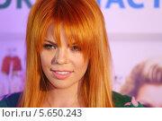 Купить «Анастасия Стоцкая», фото № 5650243, снято 5 июня 2012 г. (c) Losevsky Pavel / Фотобанк Лори