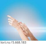 Купить «Мягкие нежные женские руки», фото № 5668183, снято 6 марта 2013 г. (c) Syda Productions / Фотобанк Лори