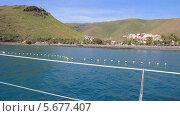 Купить «Сан-Себастиан-де-ла-Гомера в Испании», видеоролик № 5677407, снято 19 ноября 2013 г. (c) Roman Likhov / Фотобанк Лори