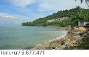 Купить «Пляж Калим возле пляжа Патонг, Пхукет. Таиланд», видеоролик № 5677471, снято 10 ноября 2013 г. (c) Roman Likhov / Фотобанк Лори