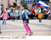 Праздник девятое мая (2011 год). Редакционное фото, фотограф Любовь Белоусова / Фотобанк Лори