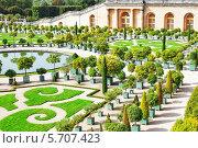 Купить «Дворец Версаль, Королевская оранжерея. Париж, Франция», фото № 5707423, снято 21 сентября 2013 г. (c) Vitas / Фотобанк Лори