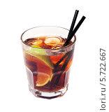 Купить «Куба Либре», фото № 5722667, снято 9 января 2012 г. (c) Григоренко / Фотобанк Лори