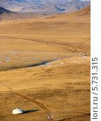 Купить «Монголия», фото № 5731315, снято 19 марта 2014 г. (c) Саломатников Владимир / Фотобанк Лори