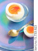 Купить «Яйцо всмятку», эксклюзивное фото № 5733923, снято 21 марта 2014 г. (c) Яна Королёва / Фотобанк Лори