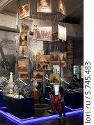 Купить «Москва, интерьер планетария», эксклюзивное фото № 5745483, снято 19 мая 2012 г. (c) Дмитрий Неумоин / Фотобанк Лори