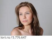 Портрет красивой девушки. Стоковое фото, фотограф Анастасия Герасимова / Фотобанк Лори
