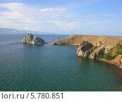 Мыс Бурхан на озере Байкал (2010 год). Стоковое фото, фотограф Екатерина / Фотобанк Лори