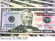 Купить «Пятьдесят долларов США», фото № 5788147, снято 30 мая 2013 г. (c) Евгений Ткачёв / Фотобанк Лори