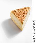 Купить «кусок сыра», фото № 5794075, снято 14 августа 2018 г. (c) Food And Drink Photos / Фотобанк Лори