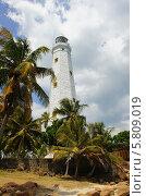 Маяк Дондра. Шри-Ланка (2014 год). Стоковое фото, фотограф Сергей Воронин / Фотобанк Лори