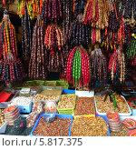 Сухофрукты на рынке в Сочи (2014 год). Редакционное фото, фотограф Кузьмина Марина / Фотобанк Лори