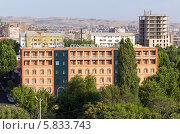 Купить «Гостиница Congress Hotel в центре Еревана. Армения», фото № 5833743, снято 4 июля 2013 г. (c) Евгений Ткачёв / Фотобанк Лори