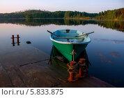 Лодка. Стоковое фото, фотограф Татьяна Иванова / Фотобанк Лори