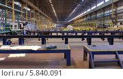 Купить «Трубопрокатный завод», видеоролик № 5840091, снято 24 апреля 2014 г. (c) Кекяляйнен Андрей / Фотобанк Лори