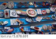 Купить «Значки волонтера на Олимпийских играх в Сочи 2014», фото № 5878691, снято 22 февраля 2014 г. (c) Корчагина Полина / Фотобанк Лори