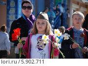 9 мая (2014 год). Редакционное фото, фотограф Любовь Белоусова / Фотобанк Лори