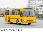 "Купить «Автобус ПАЗ-4230 ""Аврора""», фото № 5907483, снято 22 сентября 2012 г. (c) Art Konovalov / Фотобанк Лори"