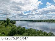 Летний пейзаж (2012 год). Стоковое фото, фотограф Юля С. / Фотобанк Лори
