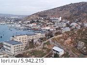 Купить «Крым Балаклава», фото № 5942215, снято 4 января 2014 г. (c) Сергей Сучилкин / Фотобанк Лори