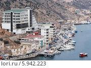 Купить «Крым, Балаклава», фото № 5942223, снято 4 января 2014 г. (c) Сергей Сучилкин / Фотобанк Лори