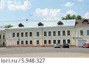 Купить «Добровольческая улица. Москва», фото № 5948327, снято 25 мая 2014 г. (c) Екатерина Овсянникова / Фотобанк Лори