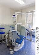 Купить «Интерьер стоматологического кабинета», фото № 5973979, снято 24 мая 2014 г. (c) Евгений Ткачёв / Фотобанк Лори