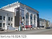 Государственный музей современного искусства в Перми (2012 год). Редакционное фото, фотограф Elena Monakhova / Фотобанк Лори