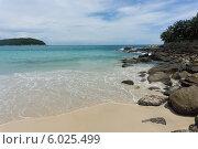 Лазурное море Маврикия (2014 год). Стоковое фото, фотограф Игорь Романчук / Фотобанк Лори