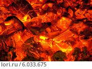 Горящие угли. Стоковое фото, фотограф Oleksii Pyltsyn / Фотобанк Лори